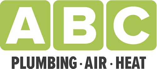 Water Heater Plumber  ABC Plumbing, Air, and Heat Logo